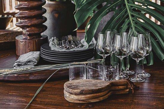 Enino Gastronomy Restaurant - Detail