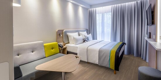 Relax in our comfortable rooms when in Deauville