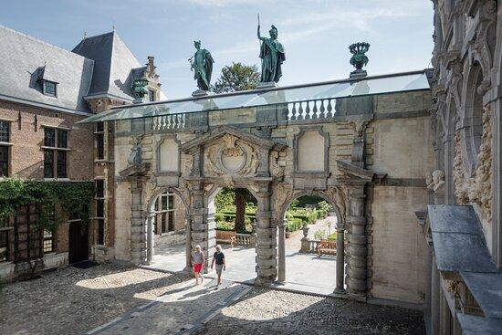 Rubens House Exterior