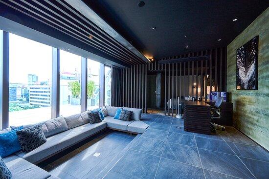Park Terrace Suite Lounge Room