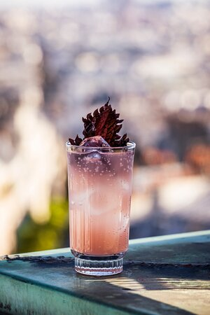 Rooftop Cocktail
