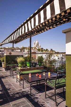Rooftop Bar Sur le Toit