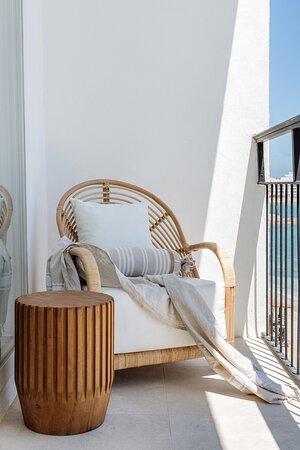 Seaview Guest Room –  Balcony