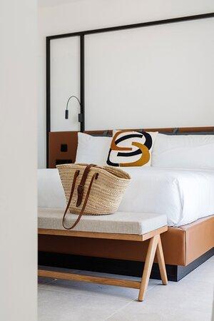 Seaview Suite –  King Bedroom