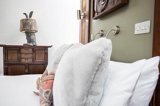 Room 17 – Bild från Beaumont House, Cheltenham - Tripadvisor