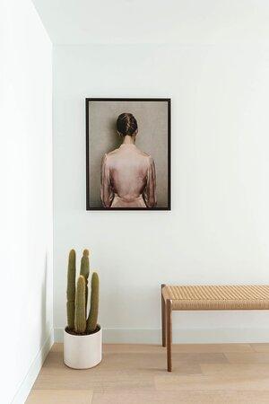 One Bedroom with Den Artwork
