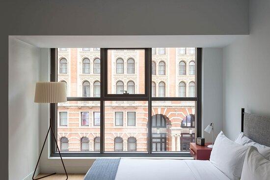 Two Bedroom Apartment FLOORPLAN