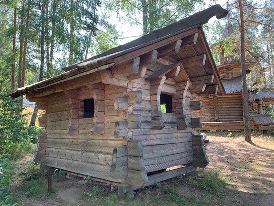 Chapel of Innokenty of Irkutsk