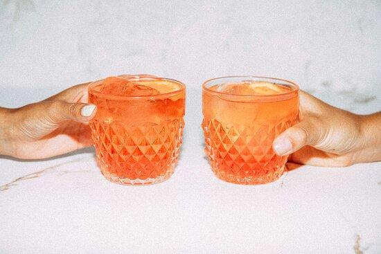Cocktails con estilo.