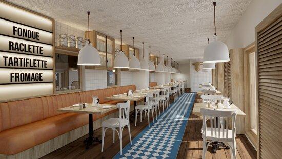 RockyPop Flaine - Frometon - Restaurant savoyard