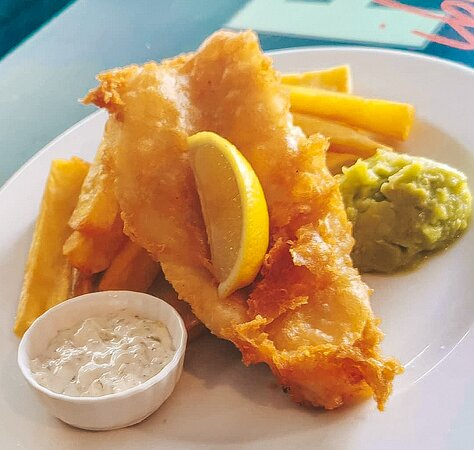 fish and chips fridays