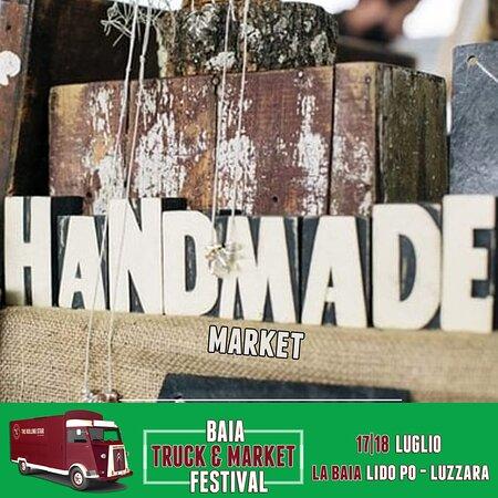 Luzzara, İtalya: ci saranno presenti bancarelle con articoli artigianali!! ti sorprenderanno..