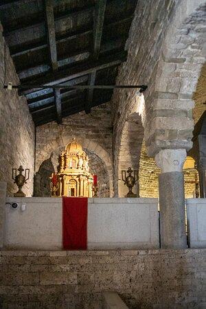 altare maggiore, destra