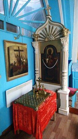Церковь Успения Пресвятой Богородицы. Южный придел во имя Преображения Господня