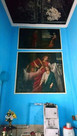 Церковь Успения Пресвятой Богородицы. Южный придел во имя Преображения Господня.