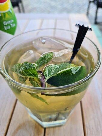 glas ice-tea