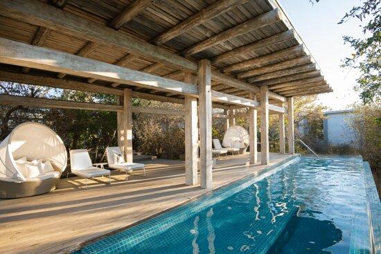 Kapama Karula Spa Jet pool - accessible to Southern Camp guests
