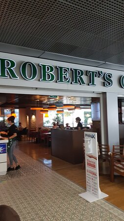 roberts cafe
