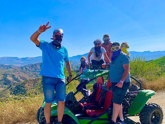 Buggy Tour 2021