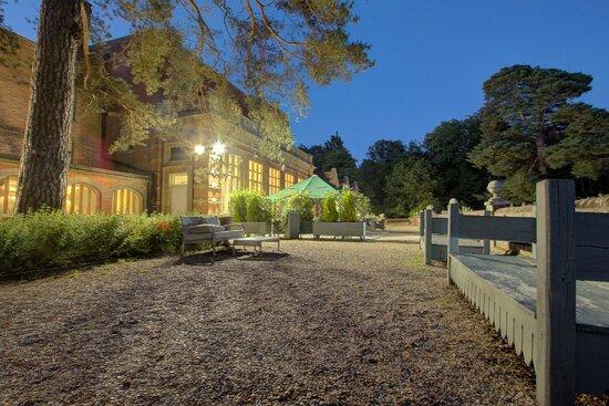 Beautiful Hotel and gardens
