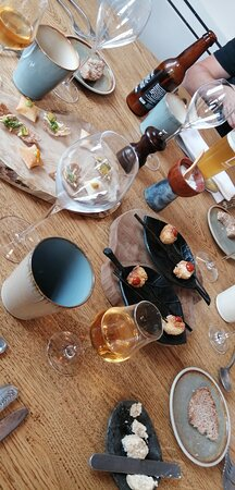 Cuisine – Bild från Le Cérasus, Saint-Savin - Tripadvisor