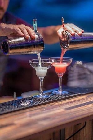 Cocktail frais minute