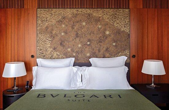 The Bvlgari Suite