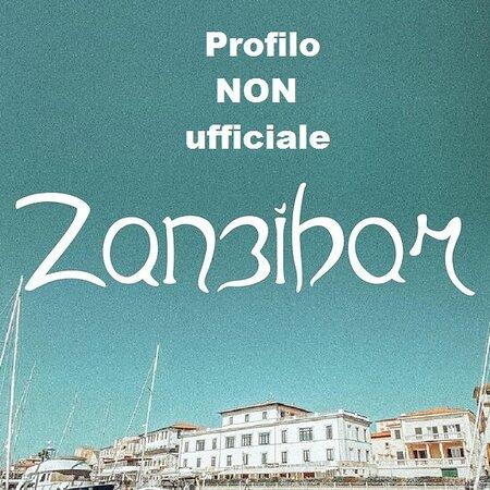 """Profilo NON ufficale. Profilo non richiesto dalla societa' che gestisce il locale """"Zanzibar"""""""