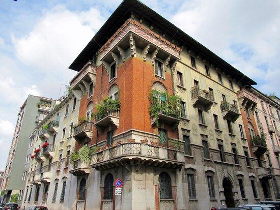 Palazzo Via Podgora 1