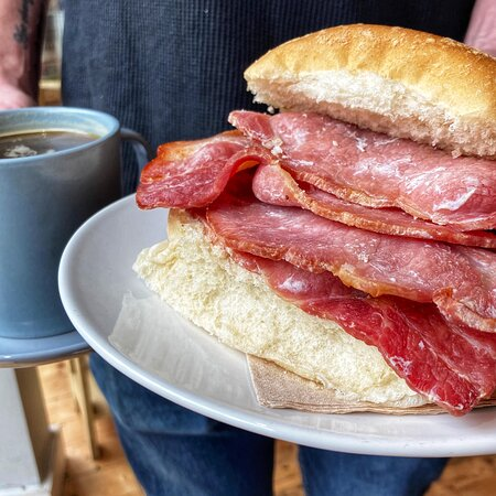 Epic Bacon Roll