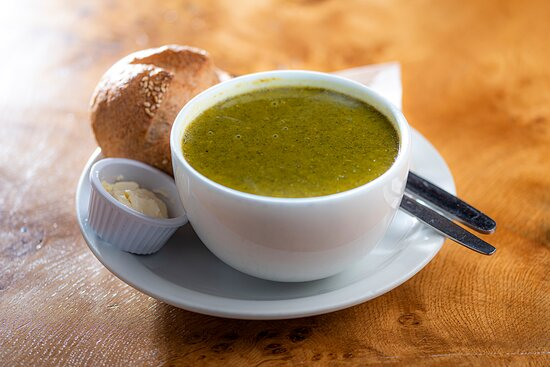 Freshly made Soup every day!