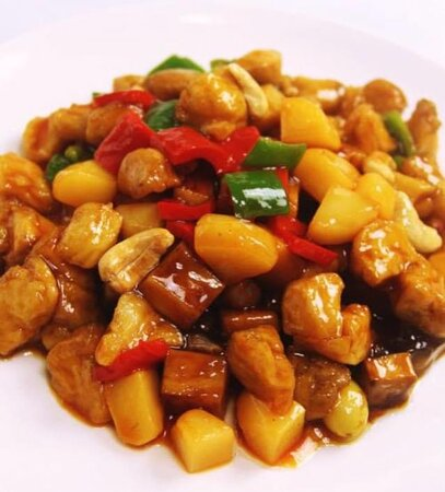 poulet kongbao
