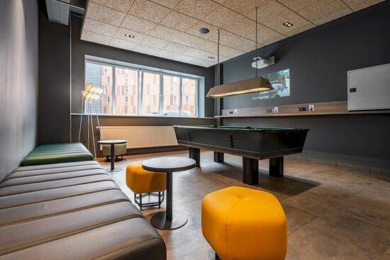 Lobby - Photo de a&o Copenhagen Sydhavn, Copenhague - Tripadvisor