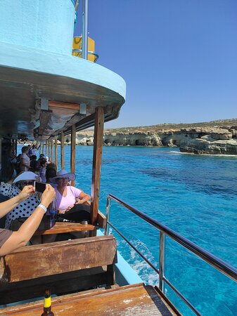 Ảnh về Discovery Sightseeing Boat Trip from Ayia Napa and Protaras