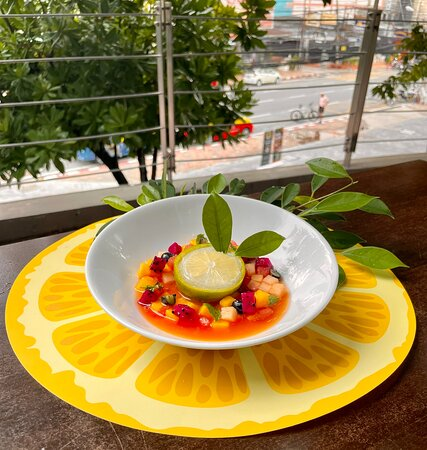 New dishes