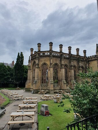 Bombed Out Church in Ropewalks