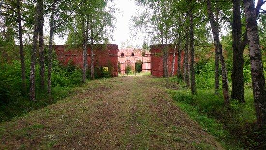Аракчеевские казармы. Манеж.