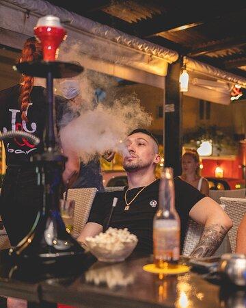 J&J shisha & cocktail bar!!
