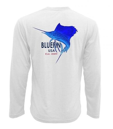 New BlueFin USA technical tees have arrived