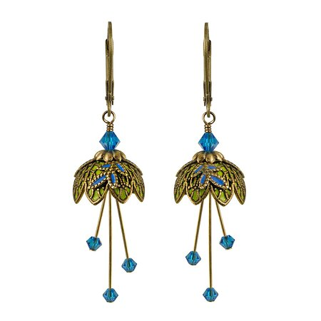 Check out our gorgeous antique style earrings