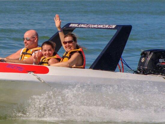 A Family-friendly Activity in Cancun, Cancun Jungle Tour Adventure in Cancun hotel zone