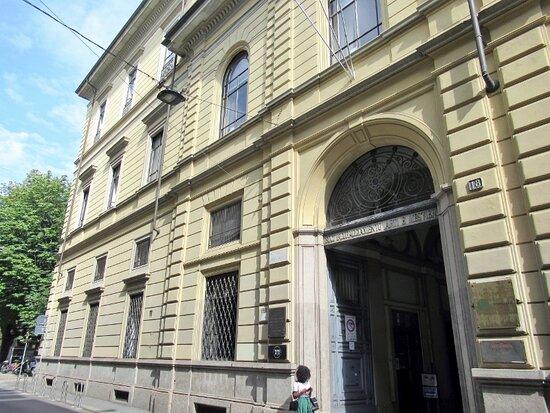 Palazzo SIAM - Società Incoraggiamento Arti e Mestieri
