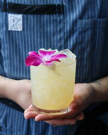 Handcrafted cocktail at Denim at The Joseph, a Luxury Collection Hotel, Nashville