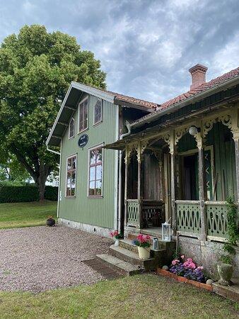 Gotene, Suécia: Idas café
