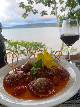 Tolles Abendessen im Kalaluna Bistro