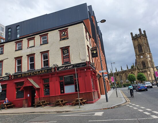 The Dispensary Pub