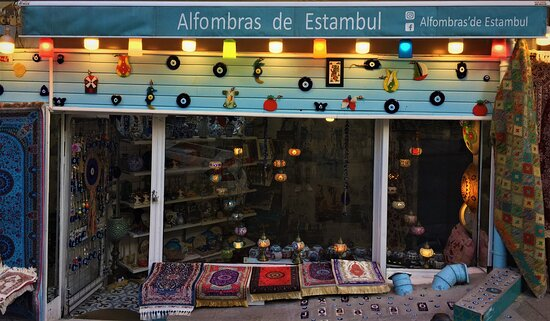 Alfombras de Estambul