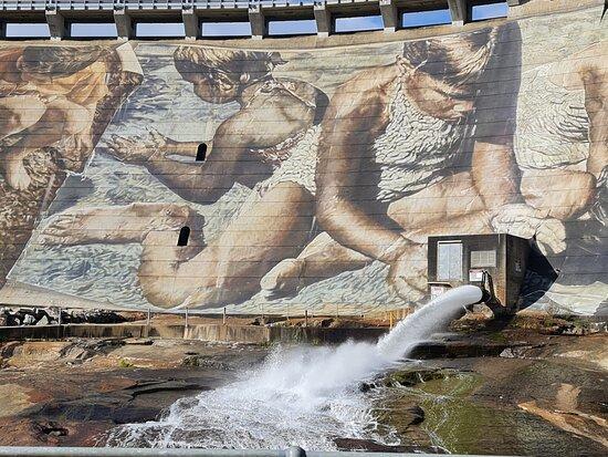Wellington Dam Hydro Power Station