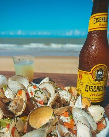 Ja experimentou tomar uma cervejinha acompanhada de uma lambreta a beira do mar ? O gallo praia te proporciona isso e muito mais !!!