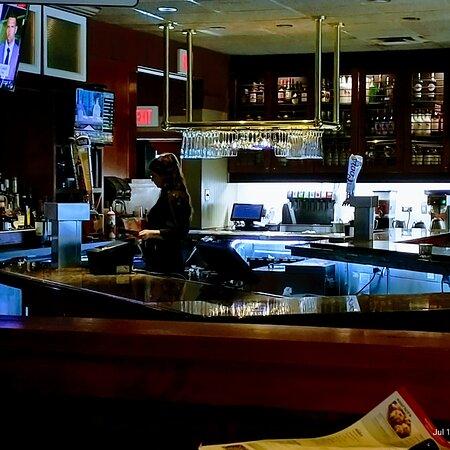 Bar at Red Lobster